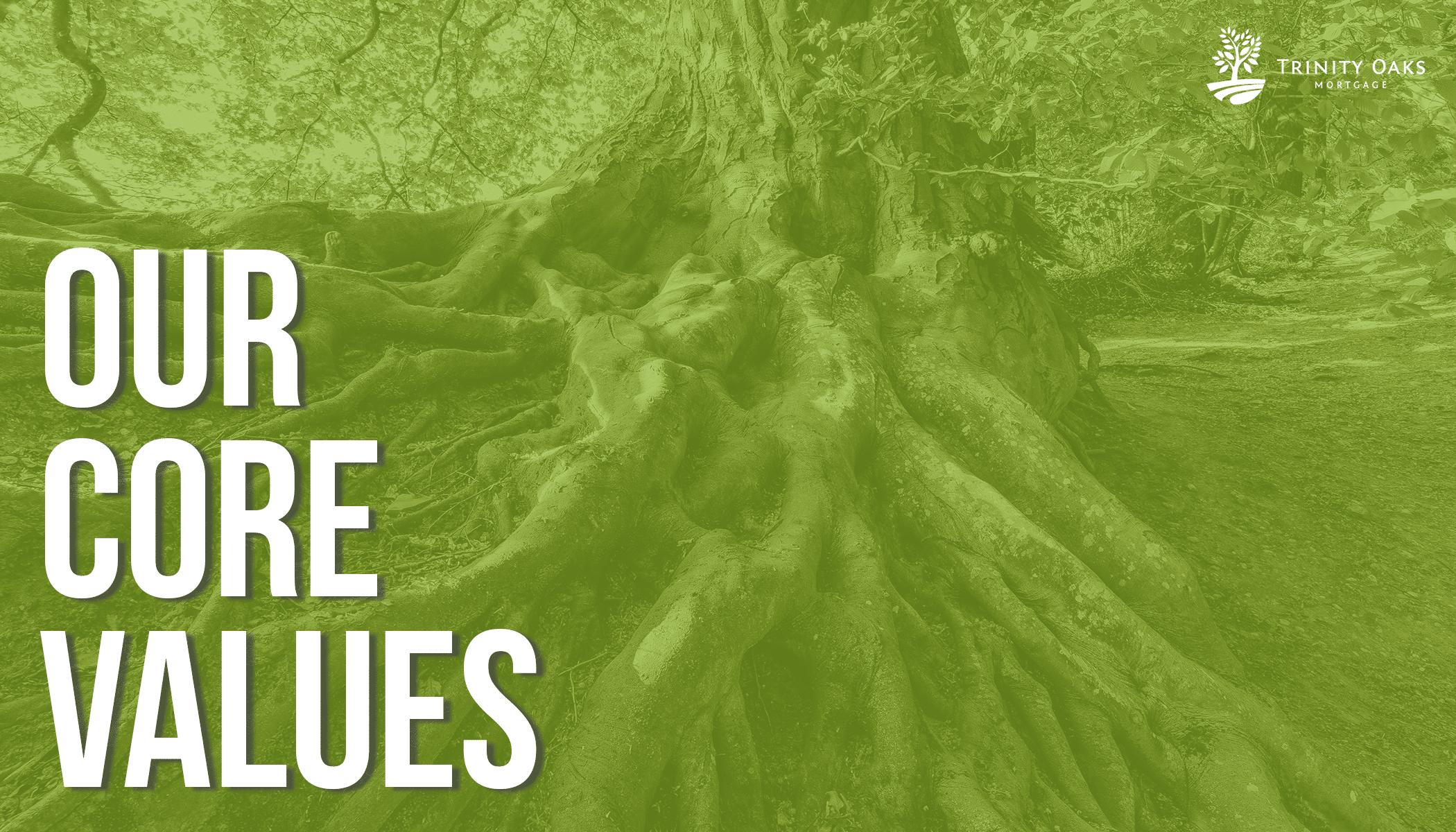 4 Core Values